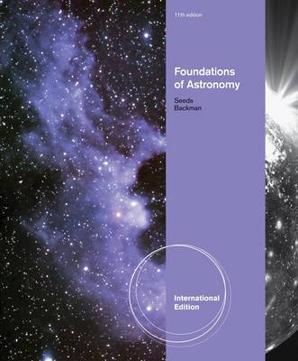 Foundations of Astronomy, International Edition by Michael Seeds