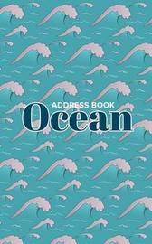 Address Book Ocean by Journals R Us