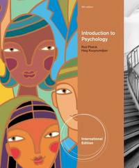 Introduction to Psychology by Haig Kouyoumdjian image