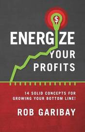 Energize Your Profits: 14 Solid Concepts for Growing Your Bottom Line! by Rob Garibay