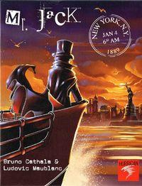 Mr. Jack in New York - Board Game