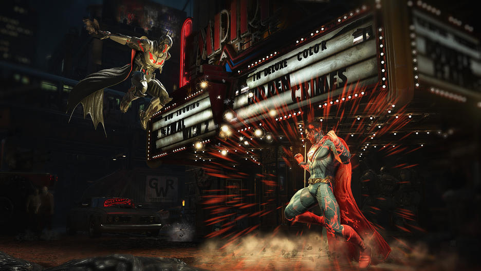 Injustice 2 Legendary Edition for Xbox One image