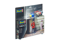 """Revell 1/16 Paint, Glue Etc. """"Queen'S Guard"""" Scale Model Kit"""