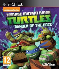 Teenage Mutant Ninja Turtles: Danger of the Ooze for PS3
