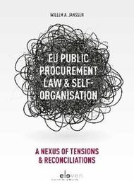 Eu Public Procurement Law & Self-Organisation by Willem Janssen image