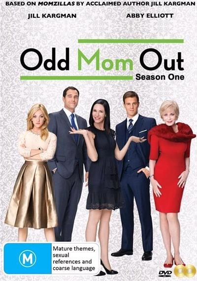 Odd Mom Out: Season One on DVD image