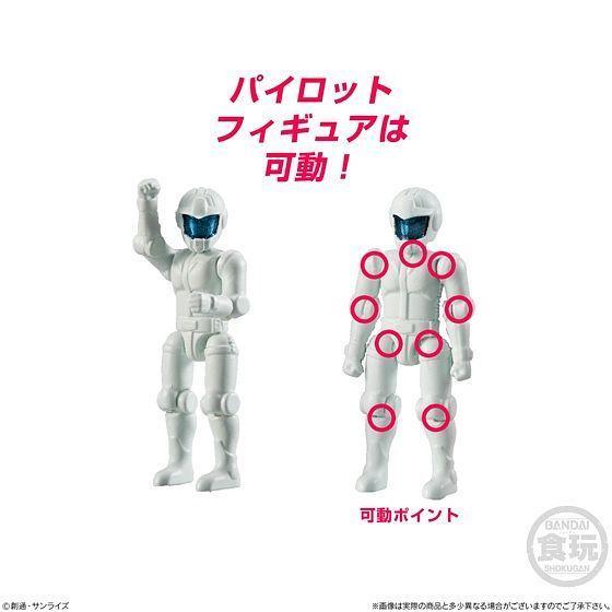 Mobile Suit Gundam Micro Wars - Blind Box image