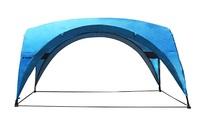 Beach & Sun Shade Shelter Gazebo (450x450x230cm) | Blue image