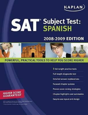 Spanish: 2008-2009 by Alice Gericke Springer image