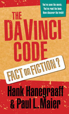 The Da Vinci Code: Fact or Fiction? Evangelism 6-Pack by Hank Hanegraaff