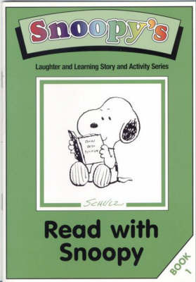 Read with Snoopy: Story and Activity Book by Charles M Schulz