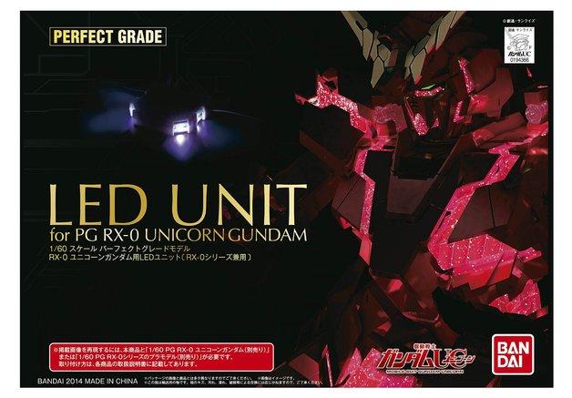 LED Unit for PG Unicorn Gundam/PG Banshee Norn - Model Kit