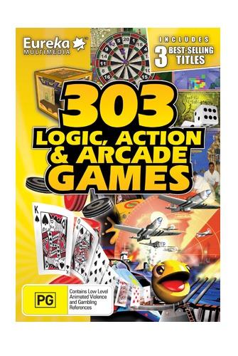 Eureka 303 Logic, Action & Arcade Games for PC