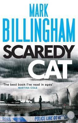 Scaredy Cat by Mark Billingham image