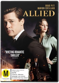 Allied on DVD