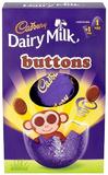 Cadbury Dairy Milk Buttons Egg (128g)