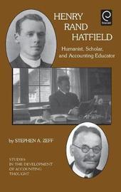 Henry Rand Hatfield by Stephen A. Zeff