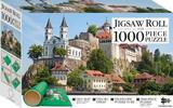 Hinkler: Jigsaw Roll with 1000-Piece Puzzle - Aarburg Castle