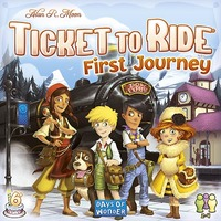 Ticket to Ride: Europe - First Journey image