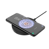 Belkin Boost Up Universal Wireless Charging Pad - Black