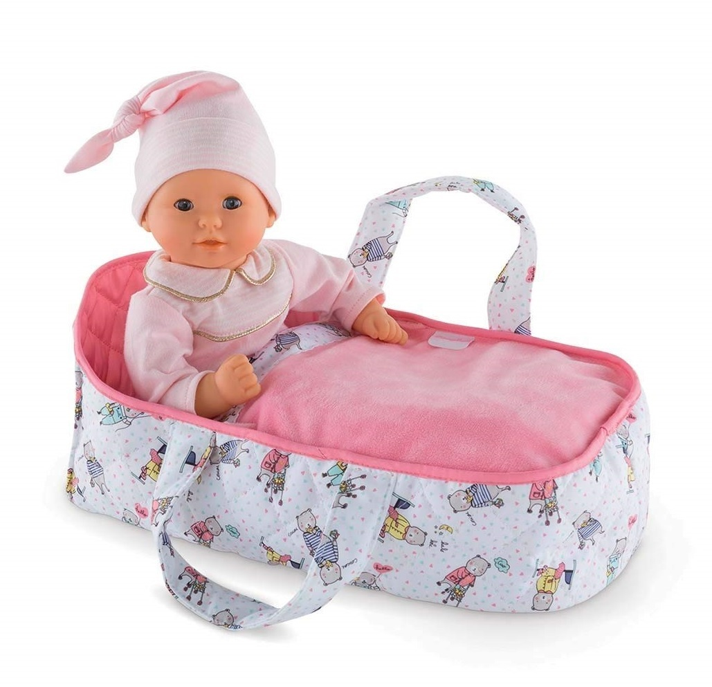 Corolle: Mon Premier - Doll Carry Bed image
