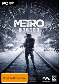 Metro Exodus for PC Games