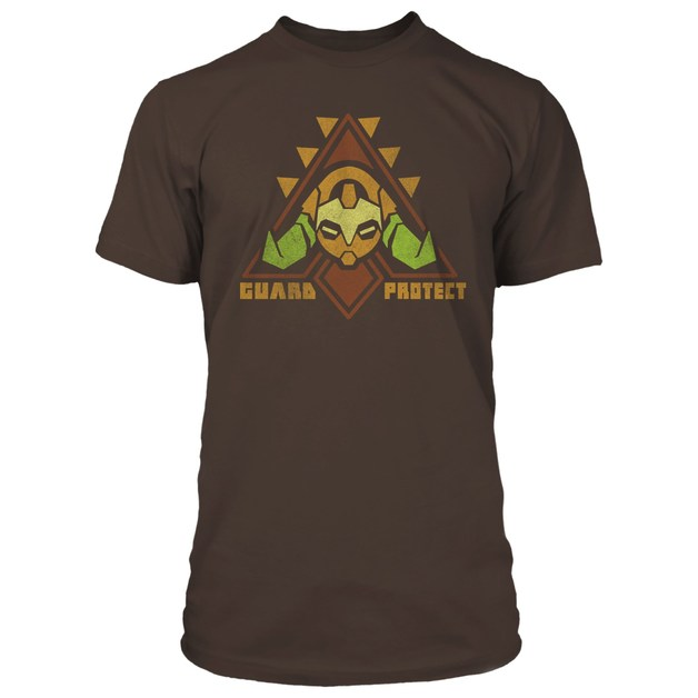 Overwatch To Guard and Protect Premium Tee (L)