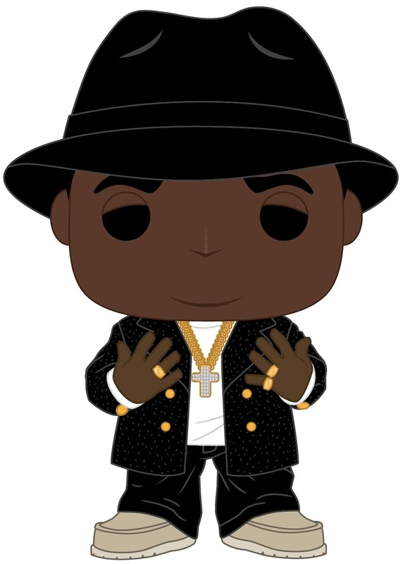 Notorious B.I.G (Black Suit) - Pop! Vinyl Figure