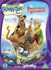 What's New Scooby-Doo? - Vol. 9: Fright House Of A Lighthouse on DVD