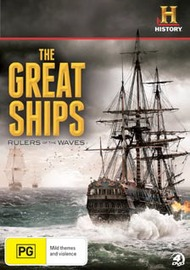 The Great Ships on DVD