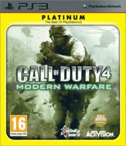 Call of Duty 4: Modern Warfare (Platinum) for PS3 image