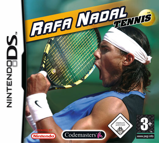 Rafa Nadal Tennis for Nintendo DS