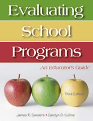 Evaluating School Programs