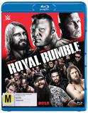 WWE Royal Rumble 2015 on Blu-ray