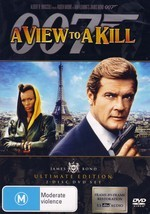 View To A Kill, A (007) - James Bond Ultimate Edition (2 Disc Set) on DVD
