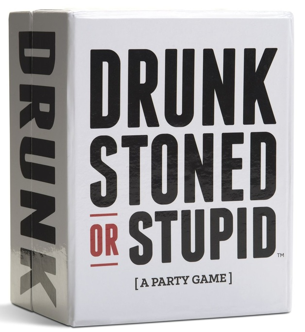 Drunk, Stoned, or Stupid - Card Game