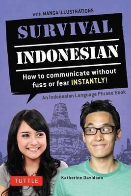 Survival Indonesian by Katherine Davidsen