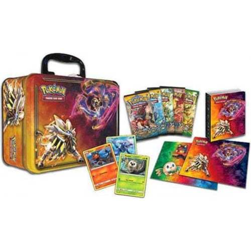 Pokemon TCG: Treasure Chest 2017