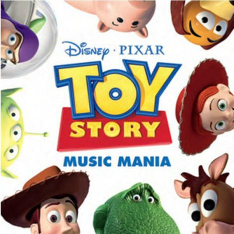 Toy Story Favourites by Various image