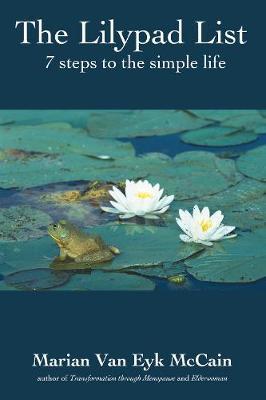The Lilypad List by Marian Van Eyk McCain image
