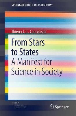 From Stars to States by Thierry J.-L. Courvoisier image