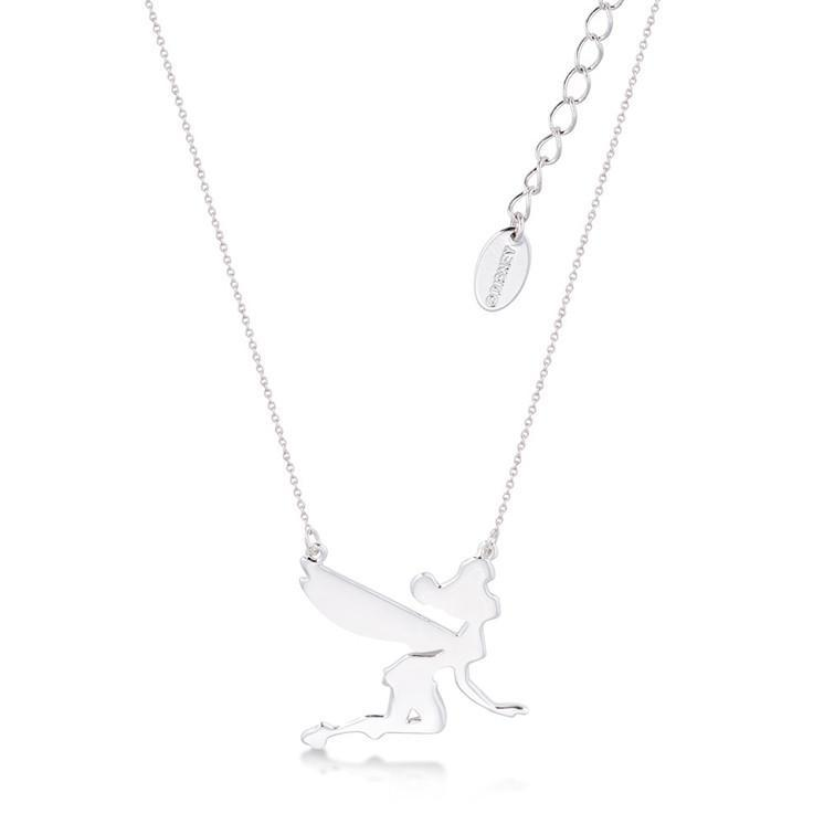 Disney Tinker Bell Silhouette Necklace image