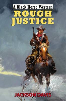 Rough Justice by Jackson Davis image