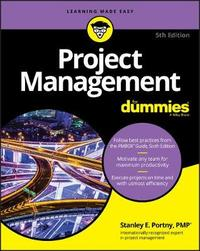Project Management For Dummies by Consumer Dummies
