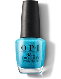 OPI Nail Lacquer - Teal The Cows Come Home (15ml)