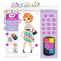 Crayola Creations - Fashion Design Set