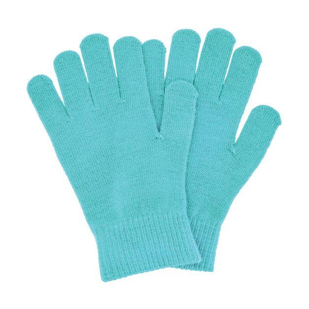 Sasha Kids Gloves - Aqua