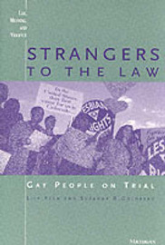 Strangers to the Law by Lisa Keen image