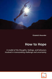 How to Hope by Elizabeth Alexander