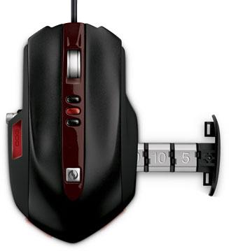 Microsoft SideWinder Gaming Mouse Black USB image
